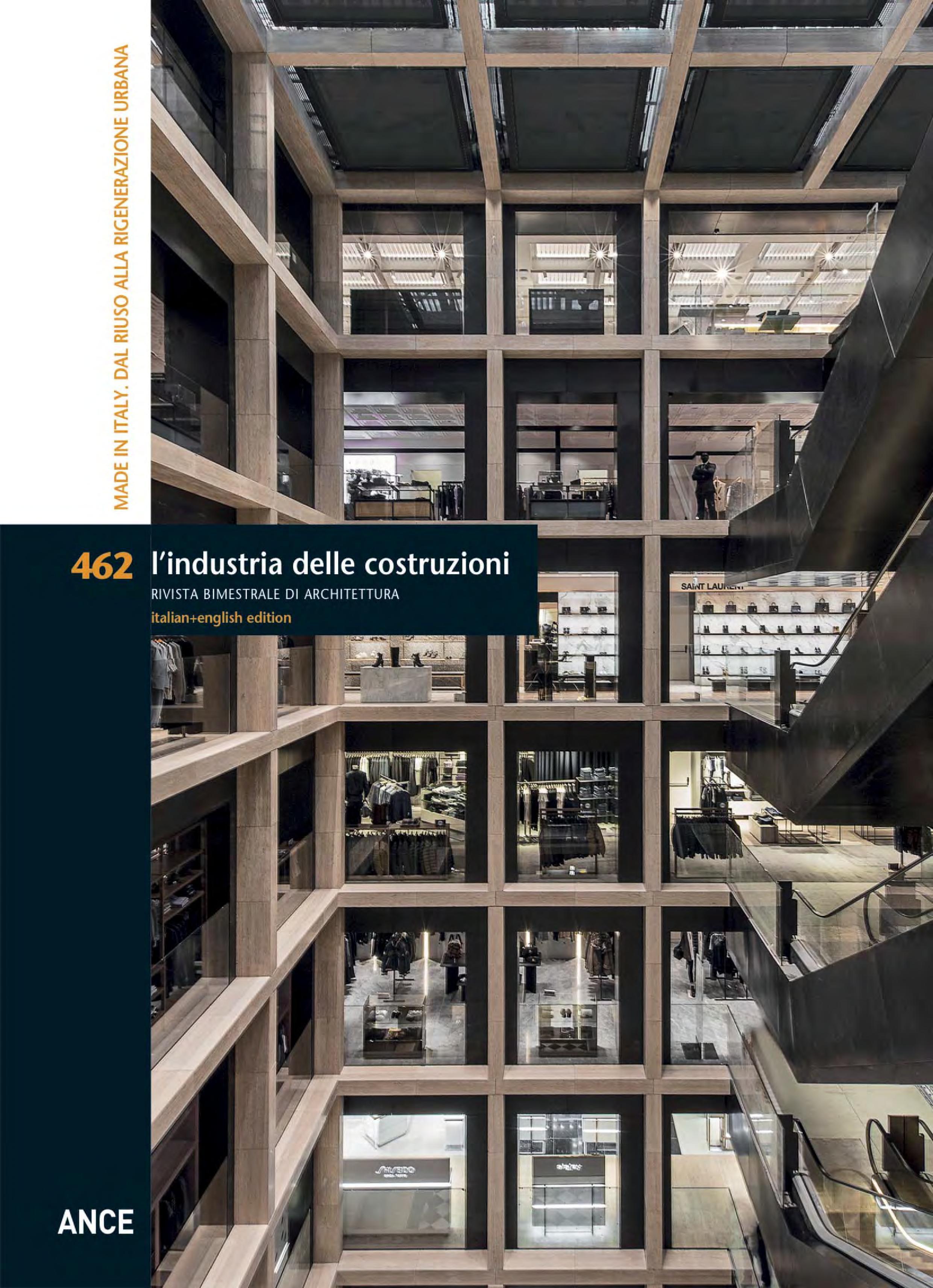 Pub 2018 L Industria Delle Costruzioni La Rinascente Cover