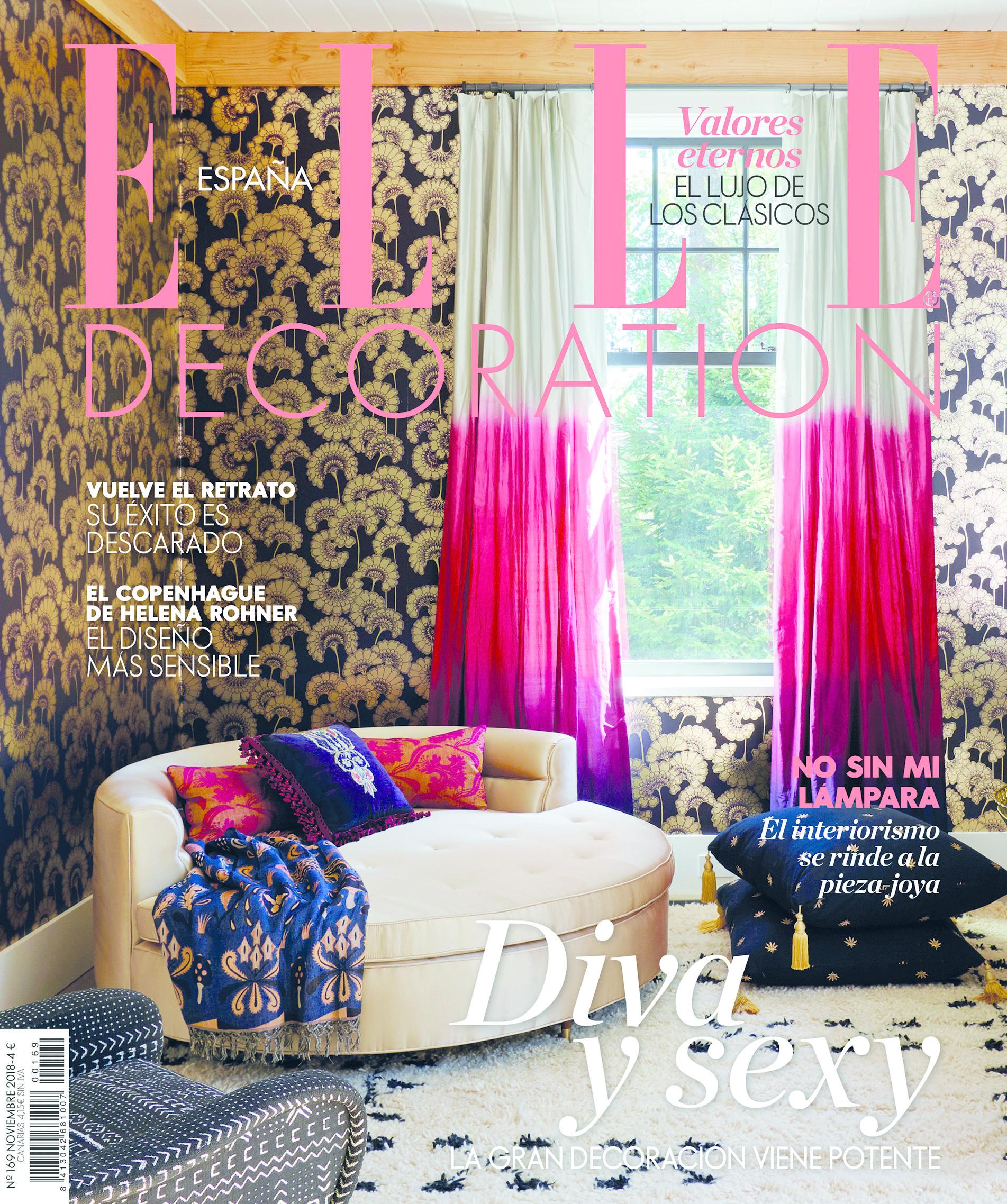 Vvda 2018 Pub Elle Decoration Spain Cover