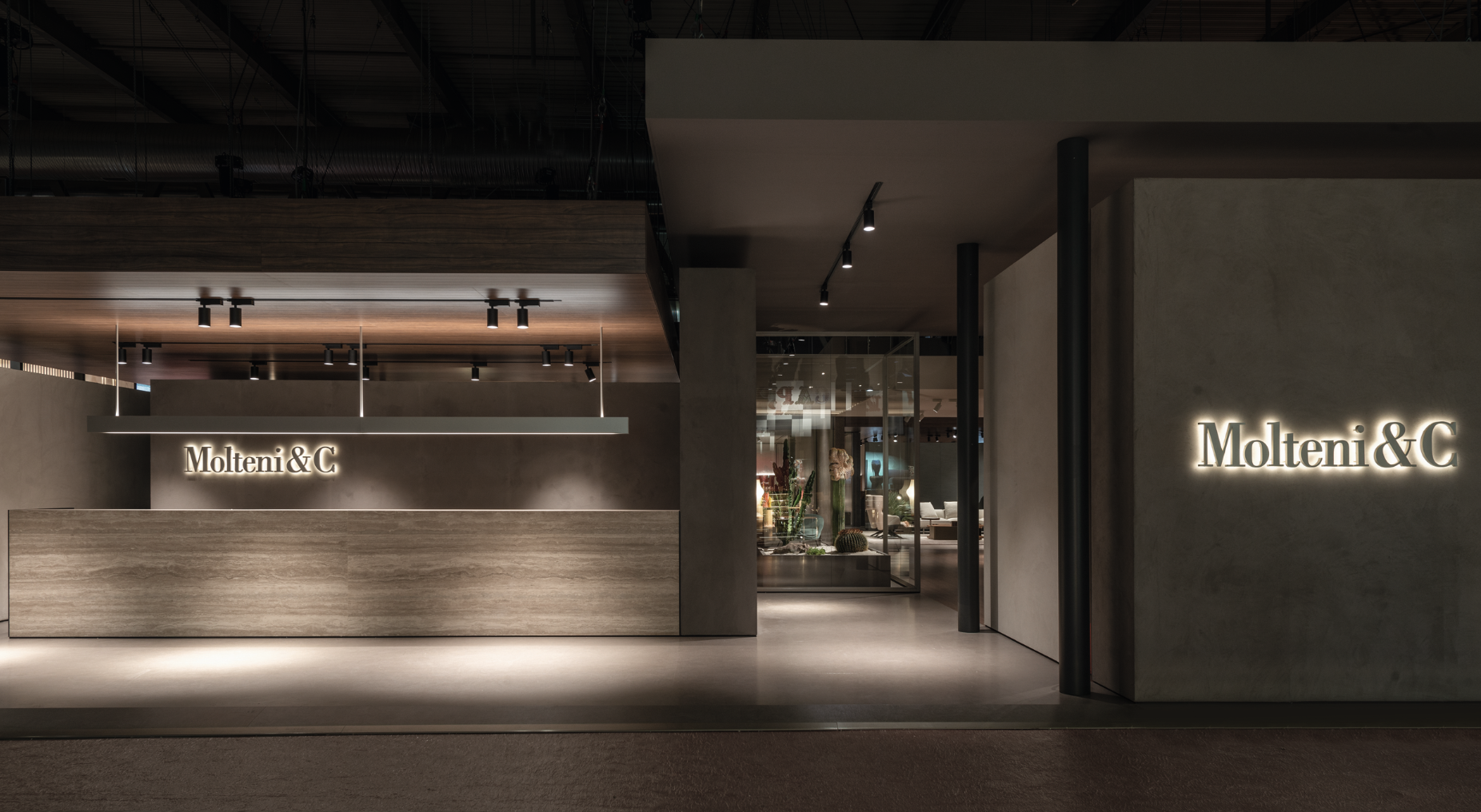 VVDA_2019_Molteni&C Exhibition Stand Milan