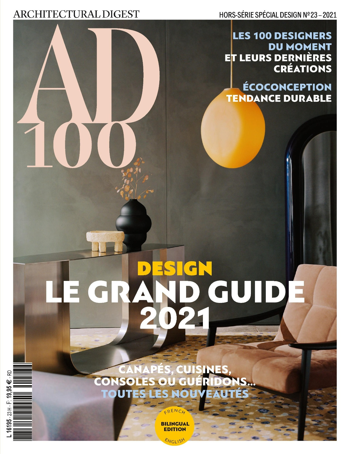 Vvda 2020 Ad France Ad100 Designers Cover