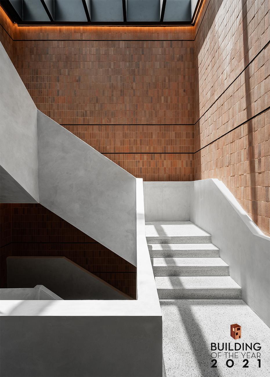 Vvda 2020 Central The Original Store Credits Dof Skyground Interior Staircase Archdaily Award