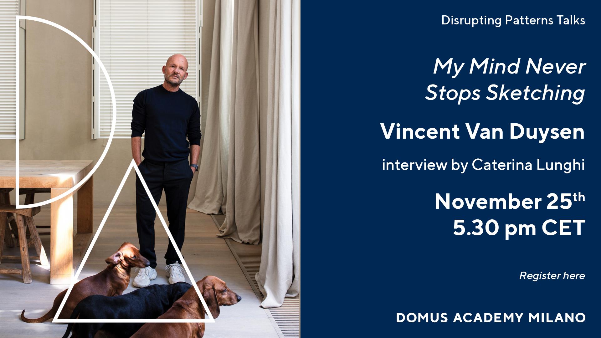 Vvda 2020 Domus Academy Talk Invite