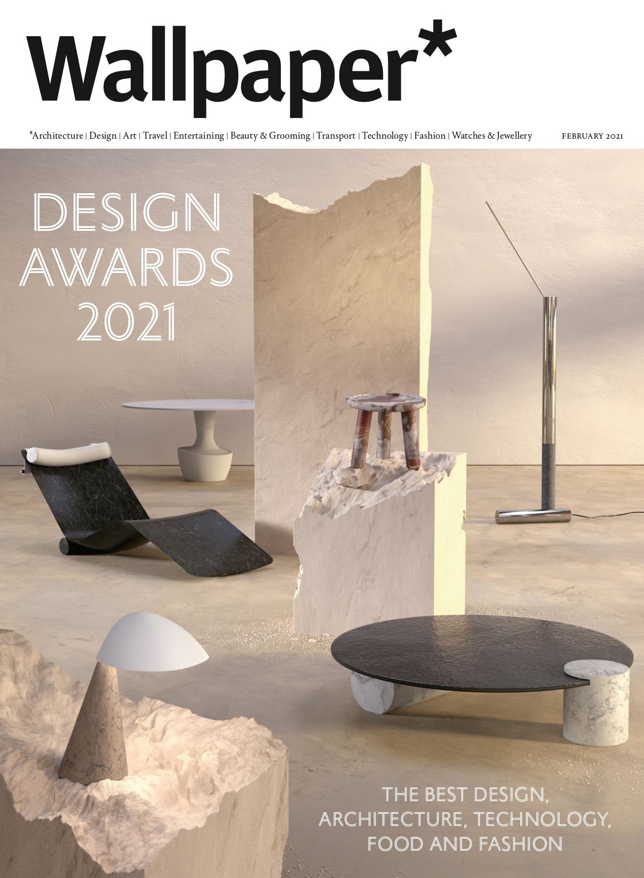 Vvda 2020 Wallpaper Design Awards 2021 Cover