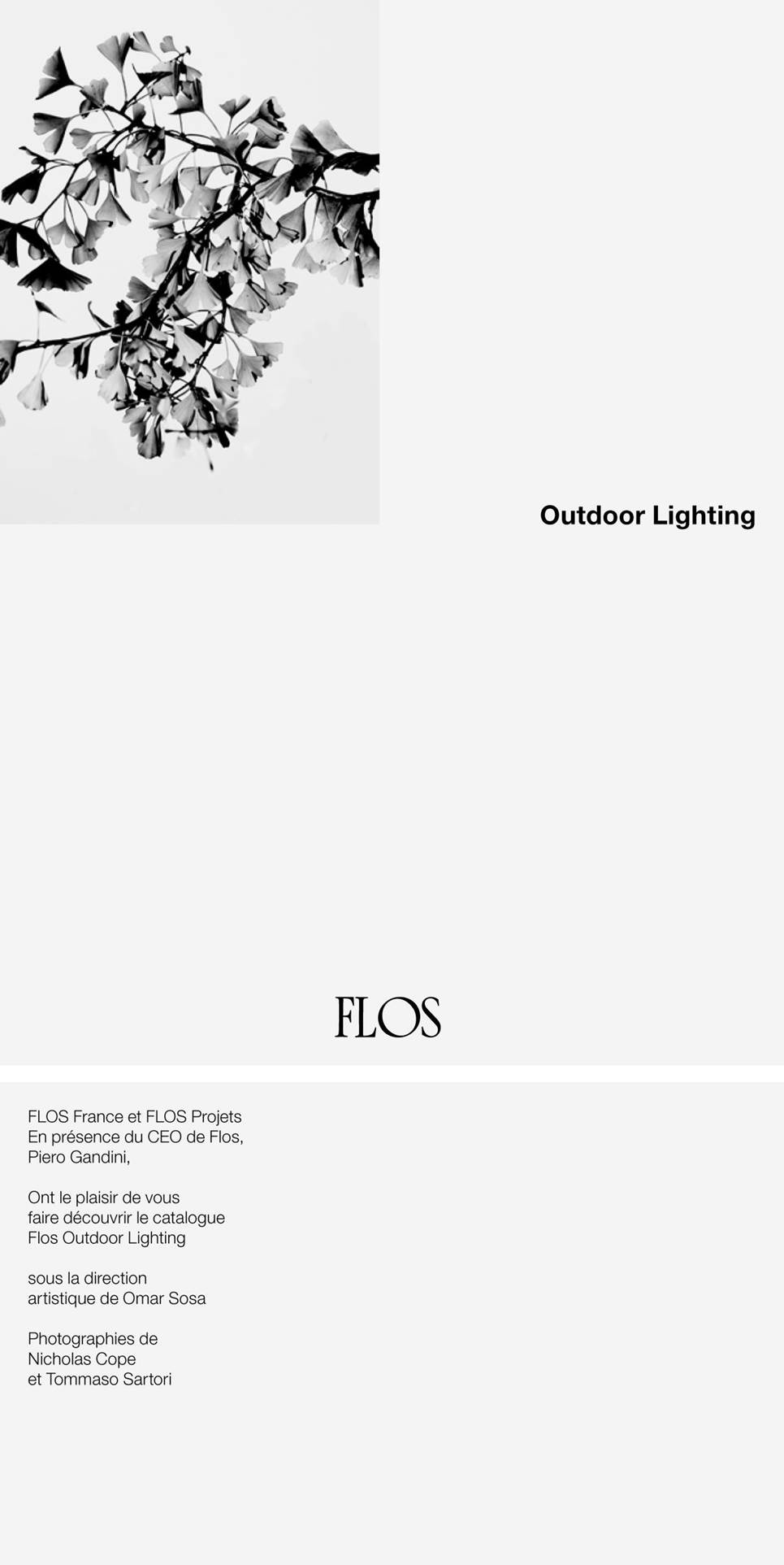 Flos Outdoor Lighting En