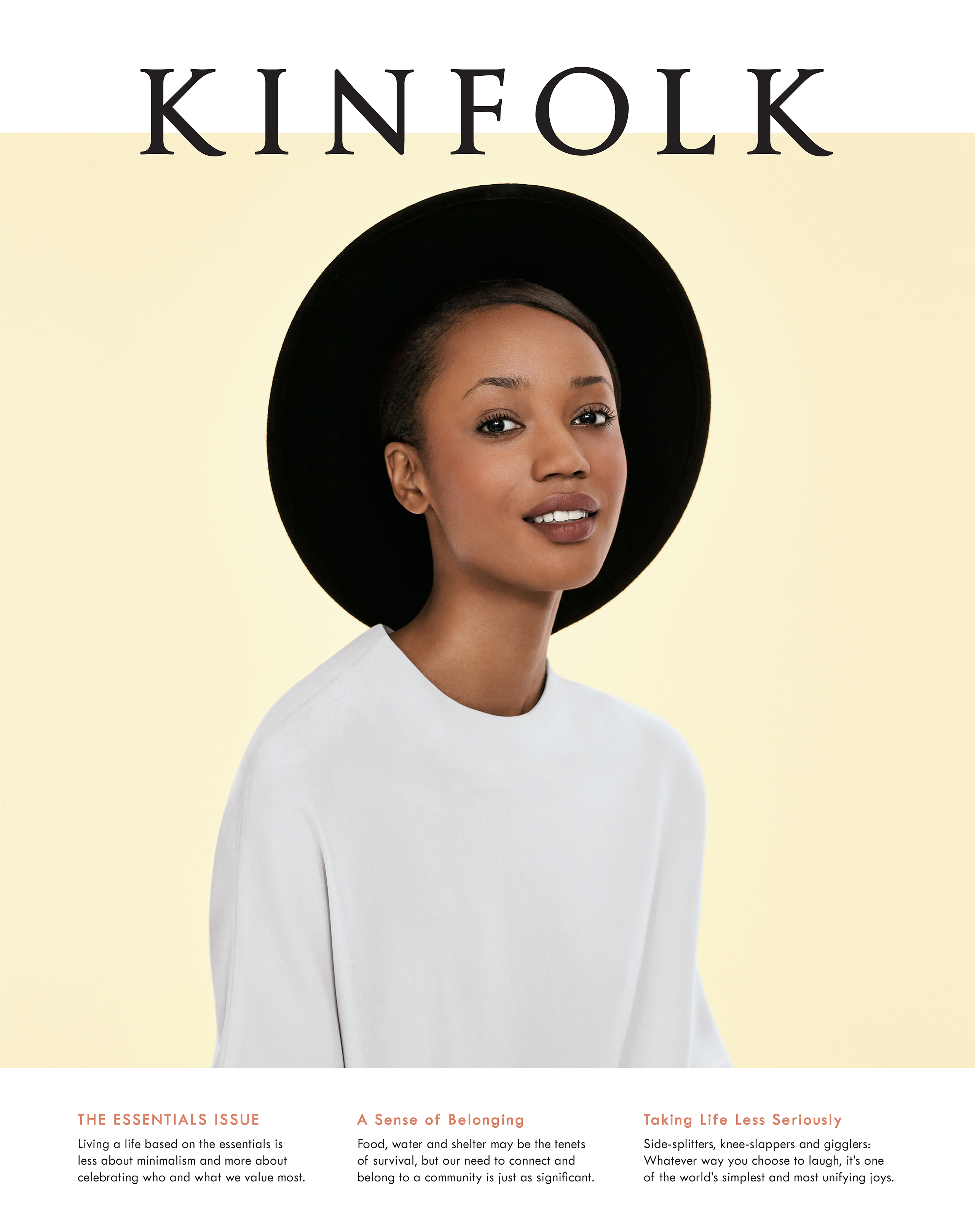 Kinfolk The Essentials Issue Ndeg16 En