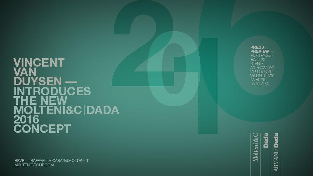 Molteni C Dada 2016 Concept En