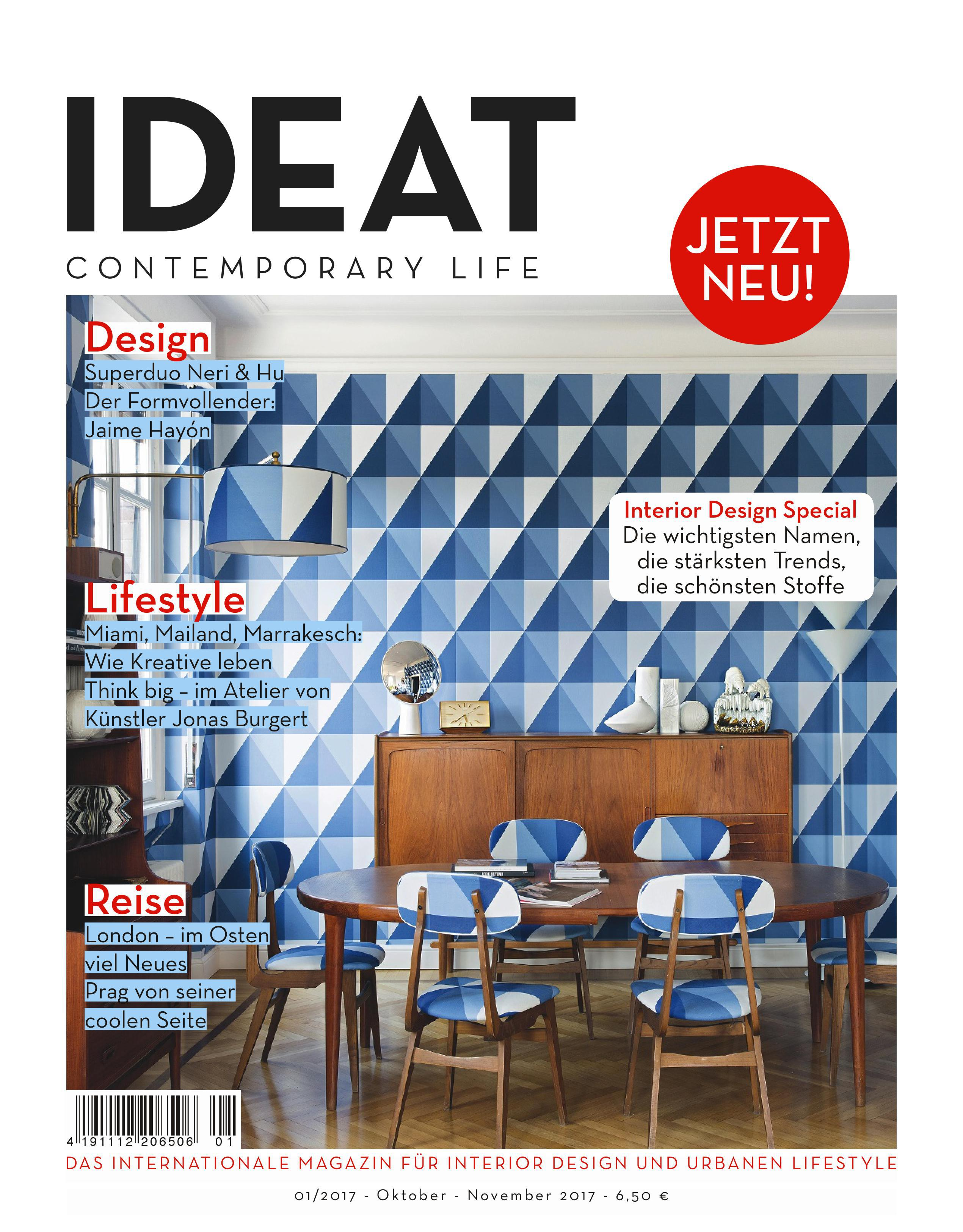 Ideat Germany 2017 Front Page