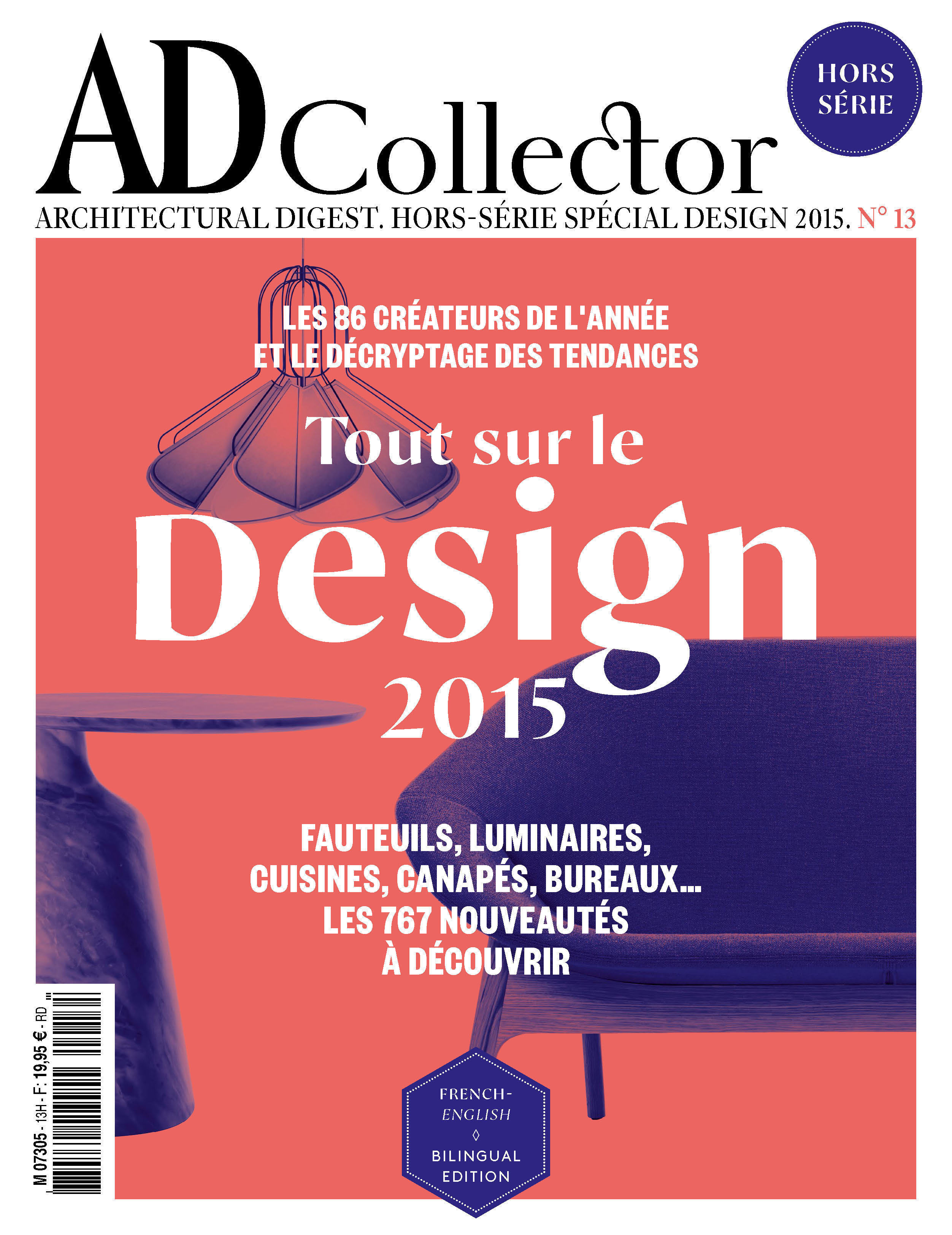 Ad Collector Design Hors Serie Ndeg 13 En