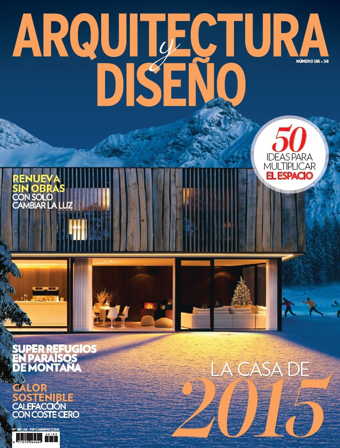 Architectura Y Diseno Ndeg165 En