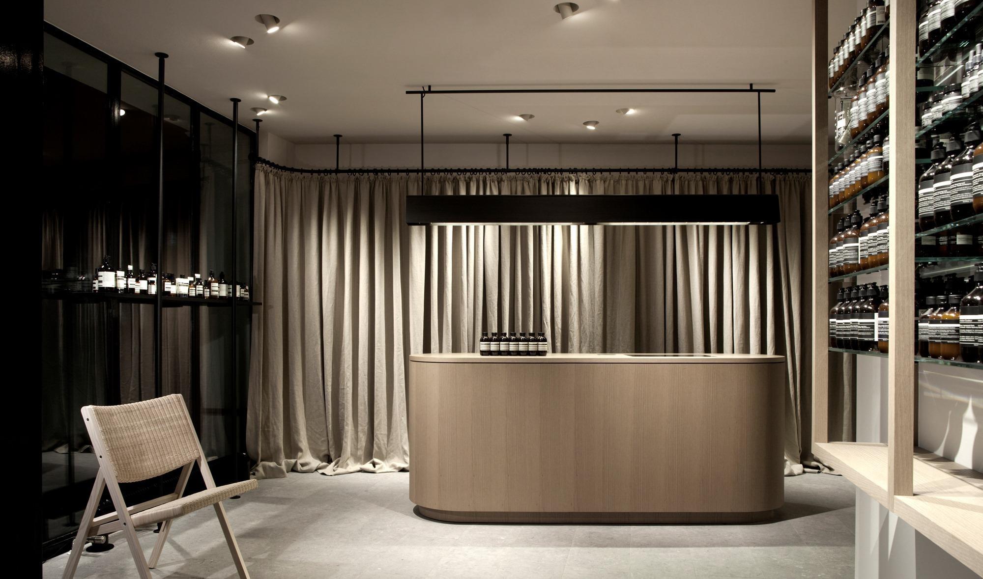 Bamboo Studio Aesop Hamburg En