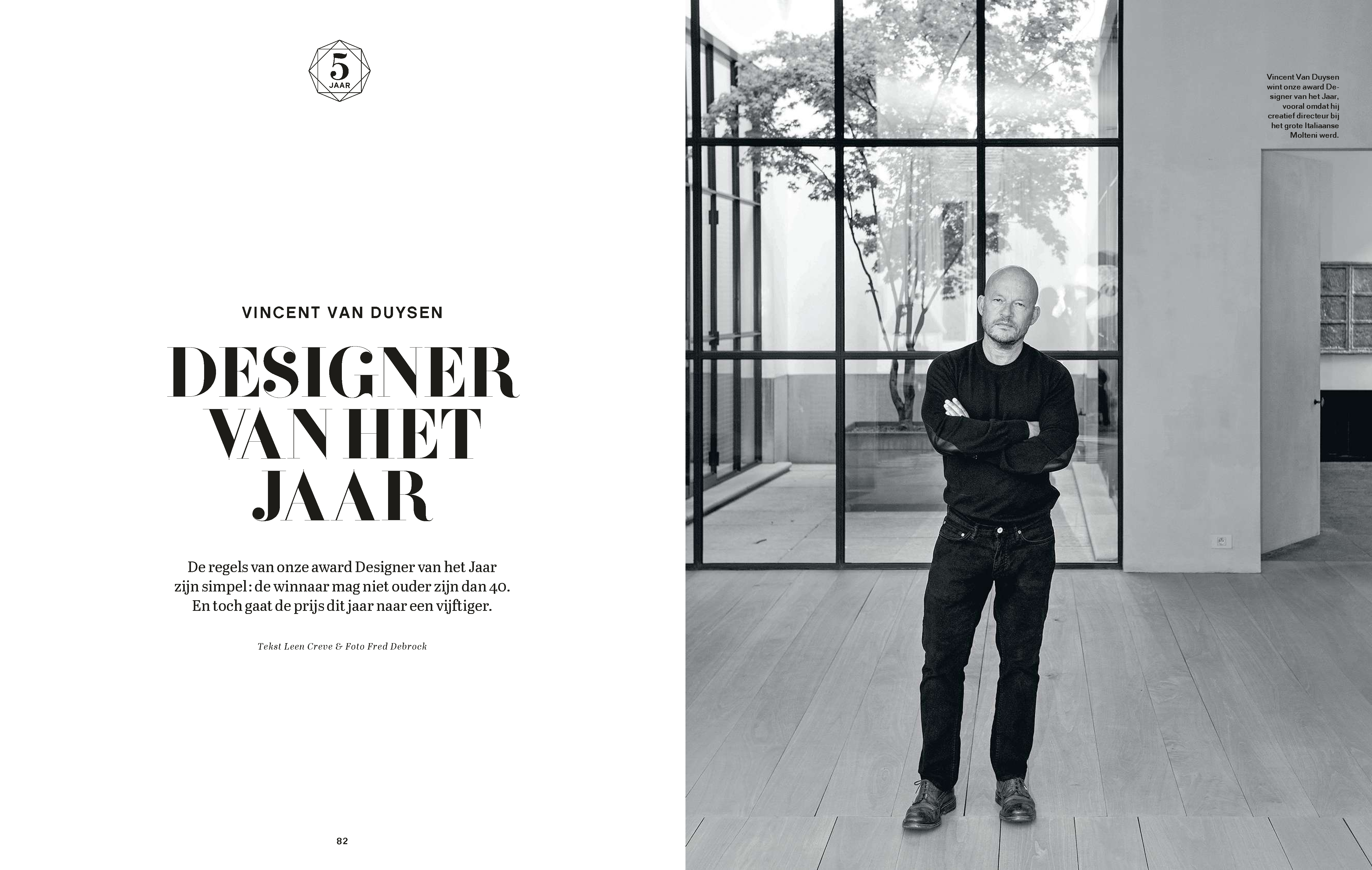 Designer Of The Year 25Th Silver Edition Of Interieur En