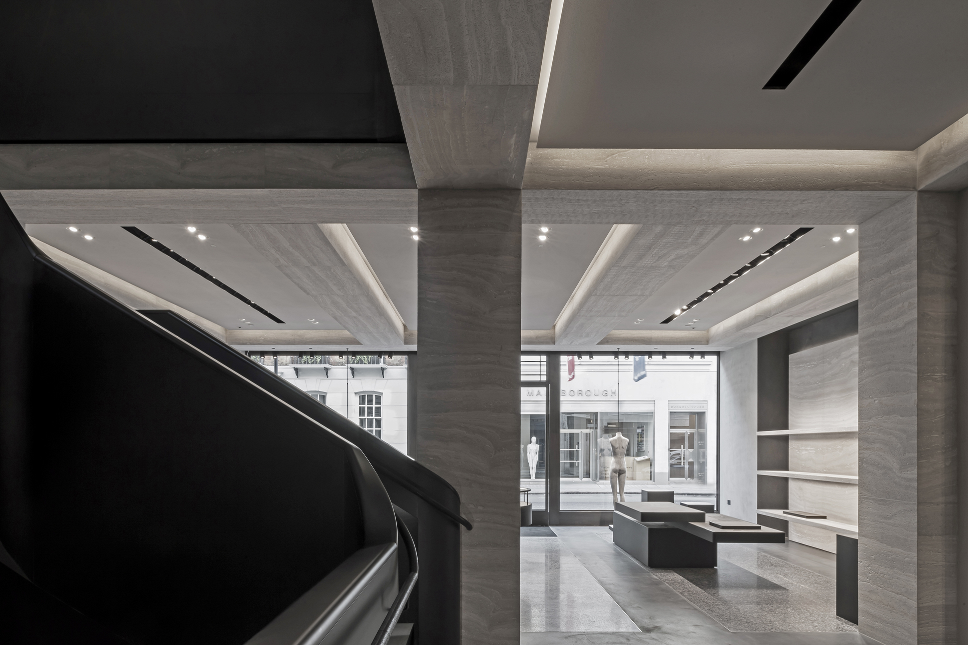 Dezeen Alexander Wang Opens First European Flagship Store In London En