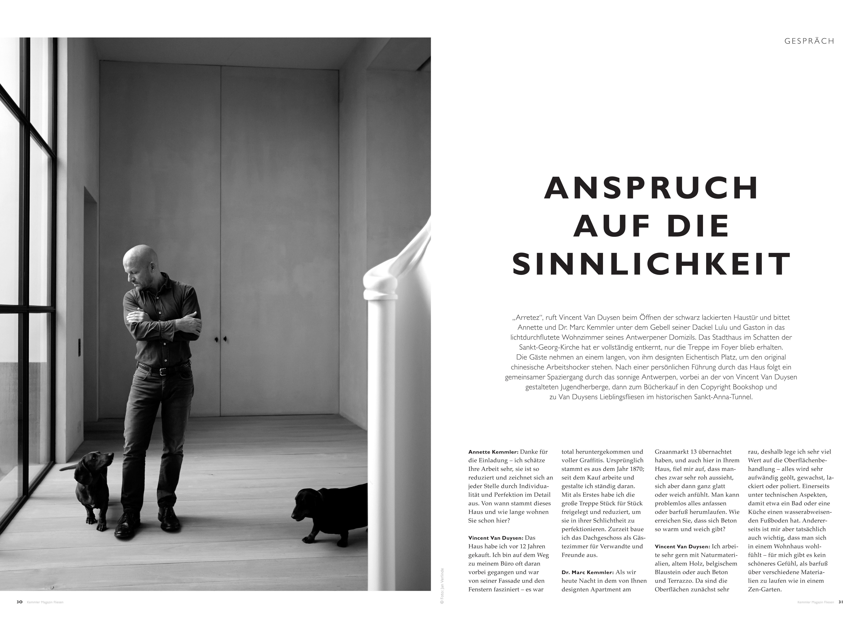 Kemmler Magazin Fliesen Anspruch Auf Die Sinnlichkeit En
