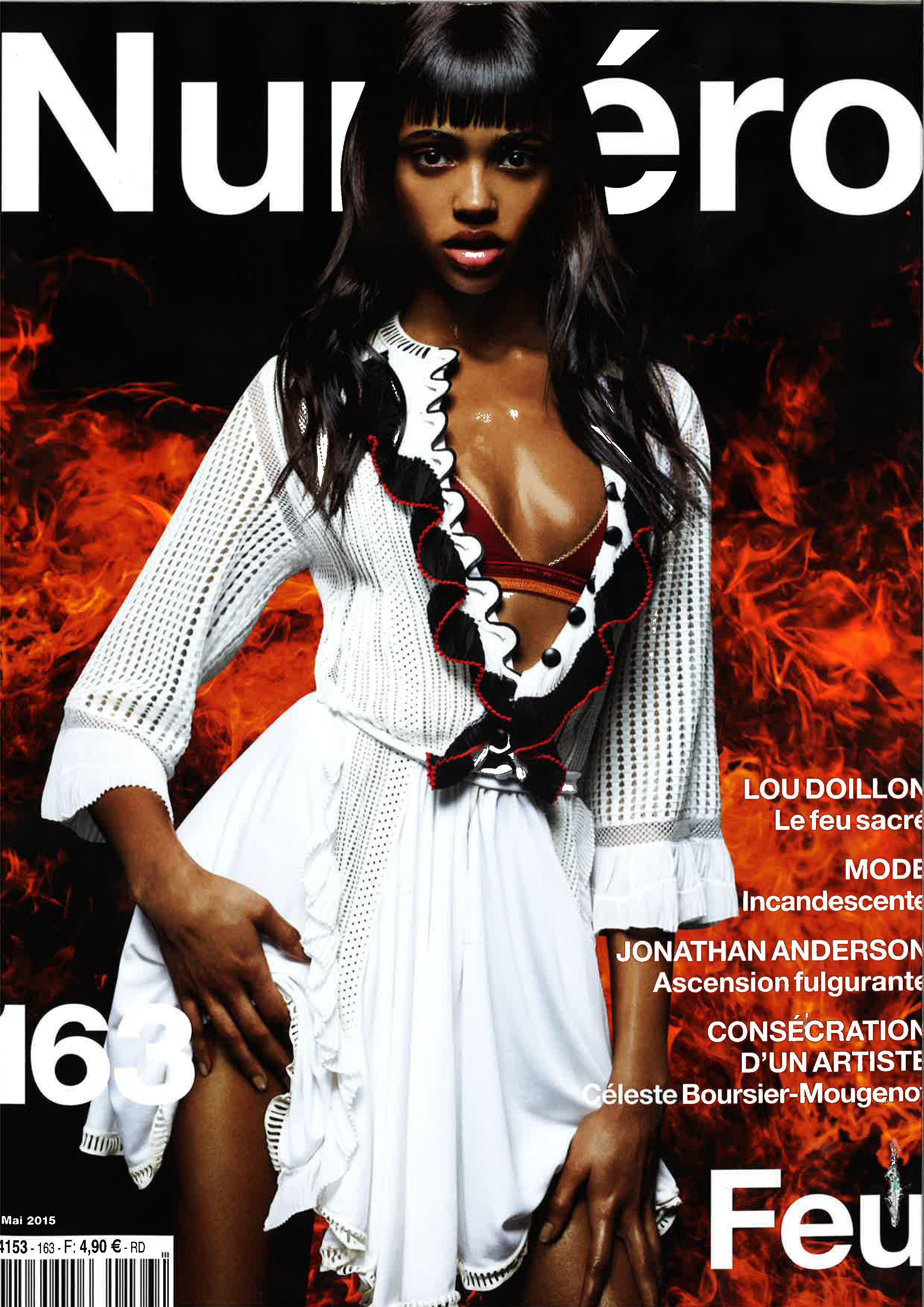 Numero Magazine May 2015 En