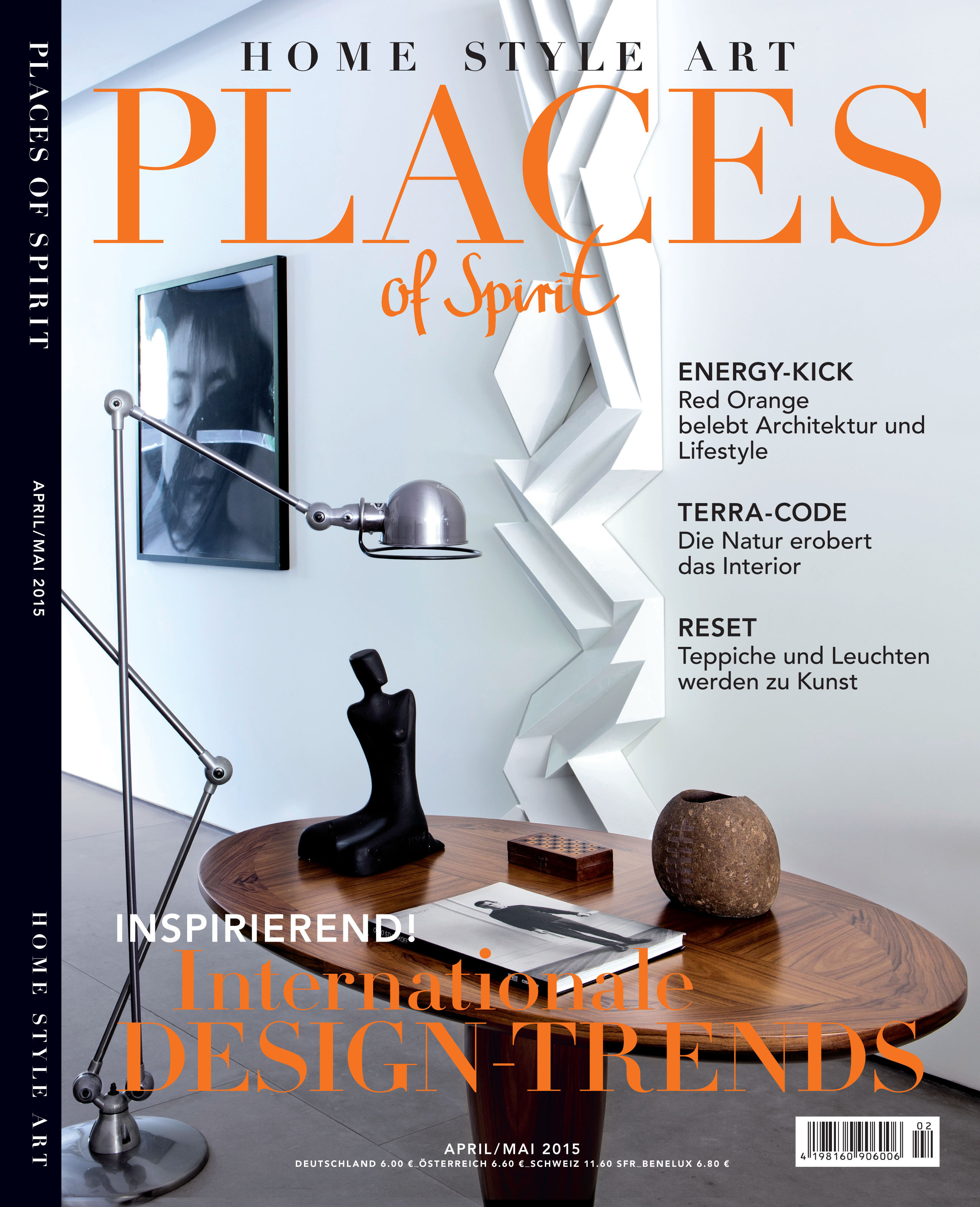 Places Of Spirit Magazine En