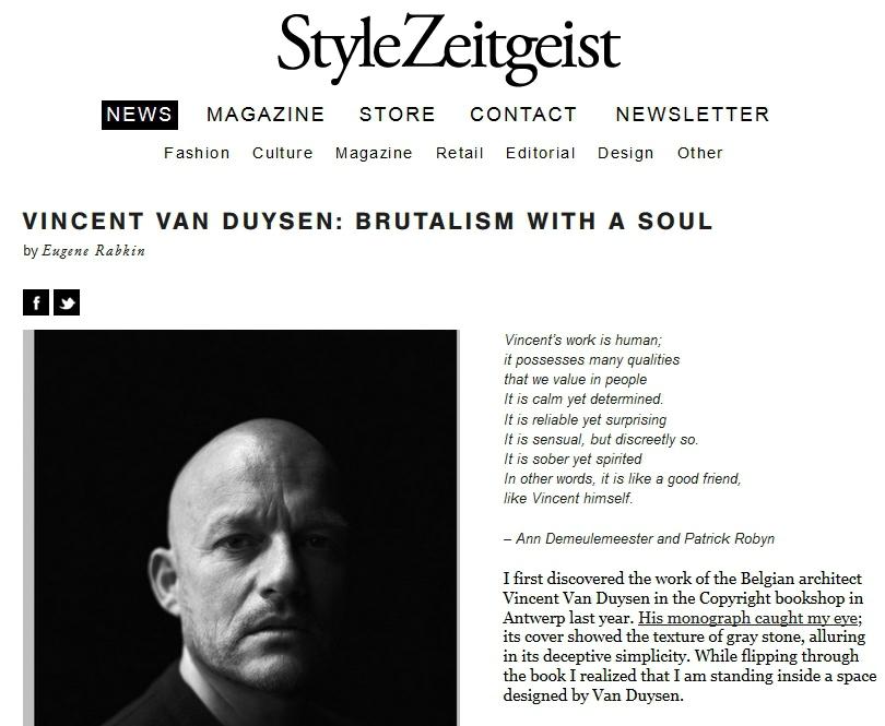 Stylezeitgeist Magazine En