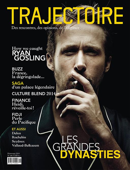 Trajectoire Magazine En