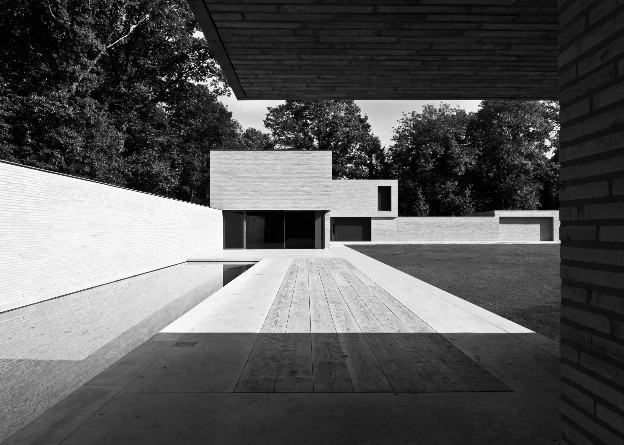 Vm Residence Nominated For The Belgium Building Award En