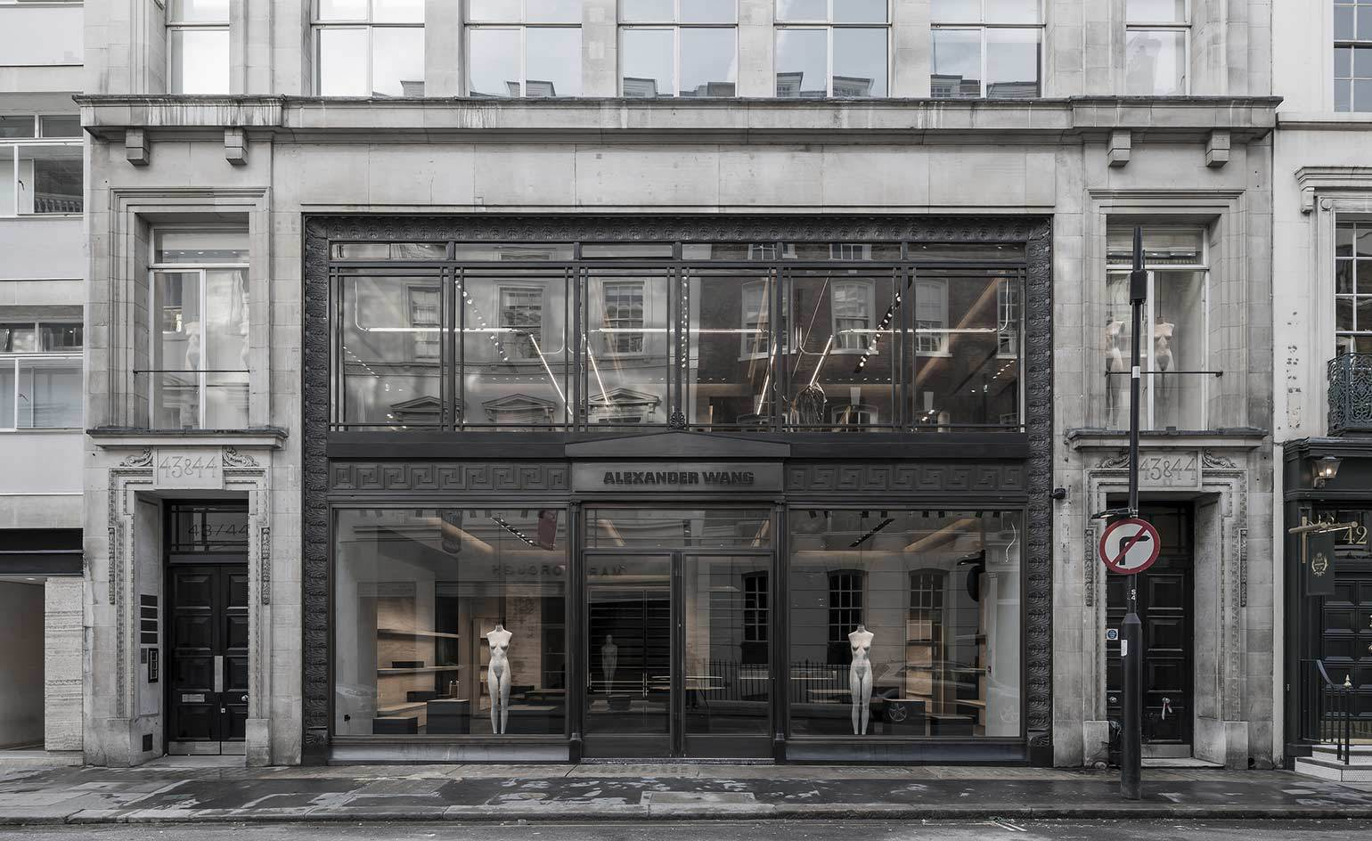 Wallpaper Vincent Van Duysen Transforms Former Post Office Into Alexander Wang S London Flagship En