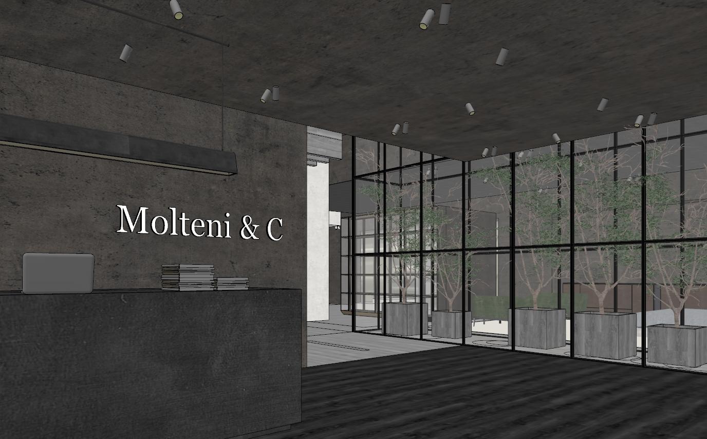 2018 Molteni Stand Milan
