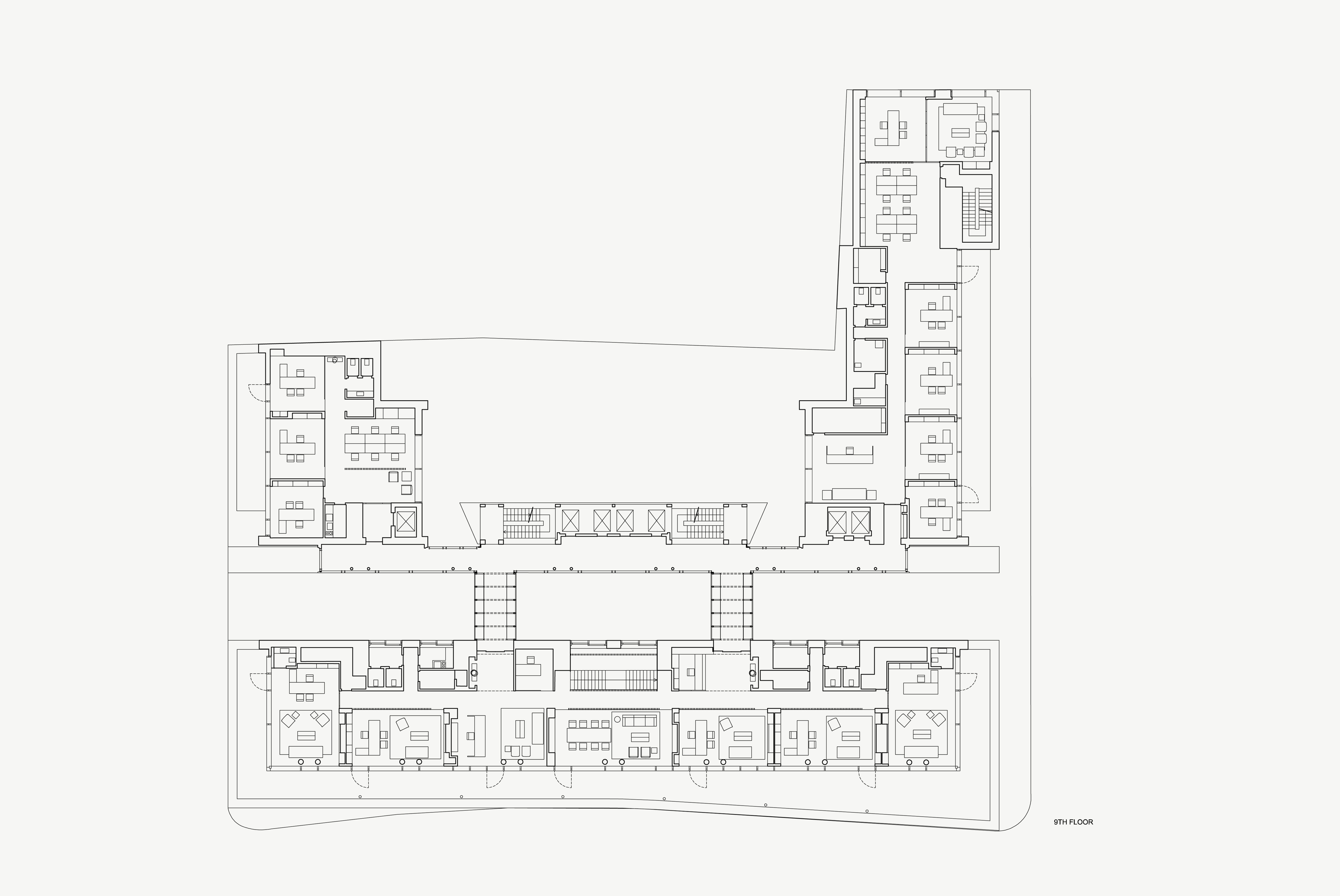 M1 Offices Floorplan 09
