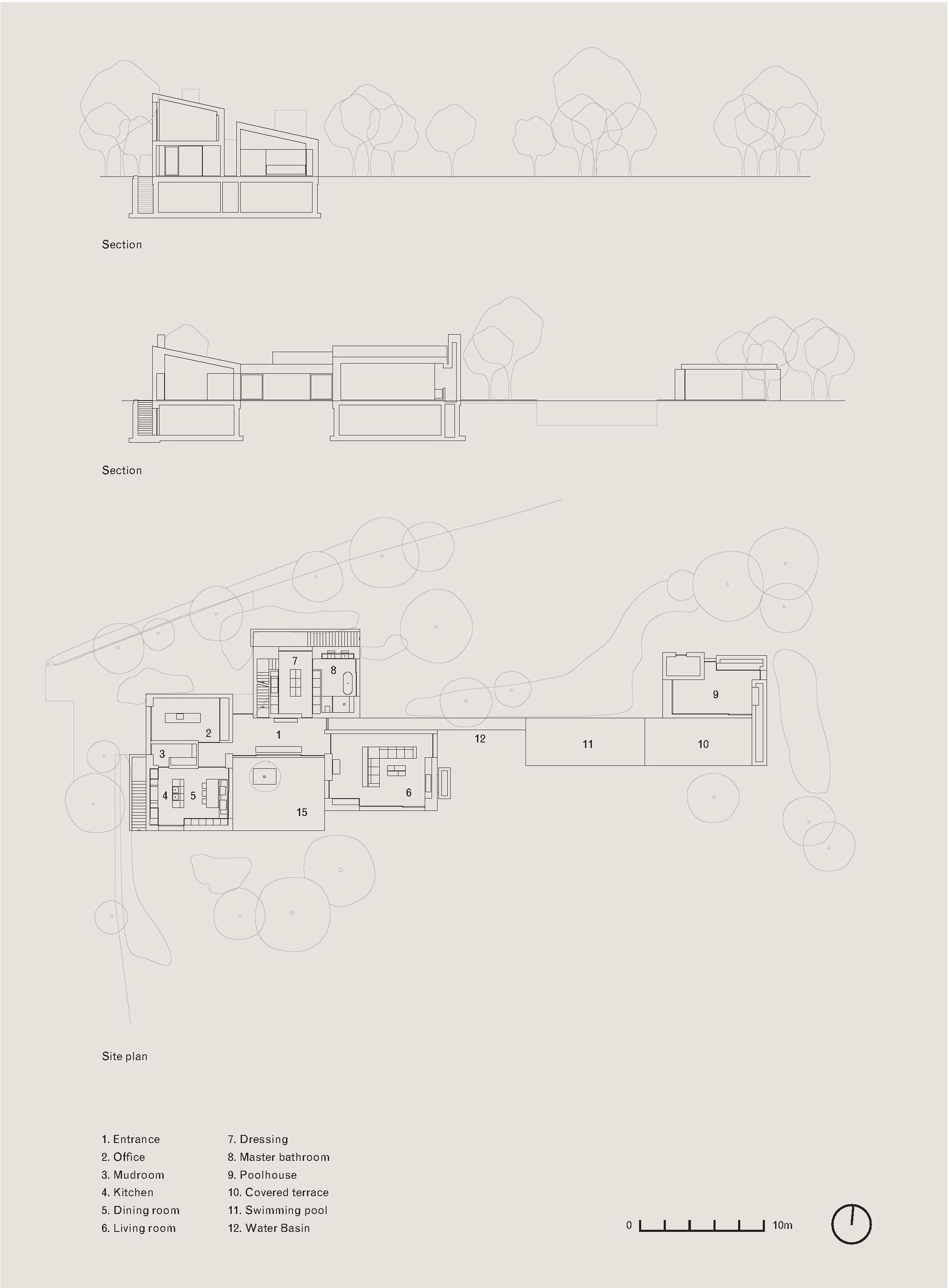 Mono Presentationpland Dlc Residence