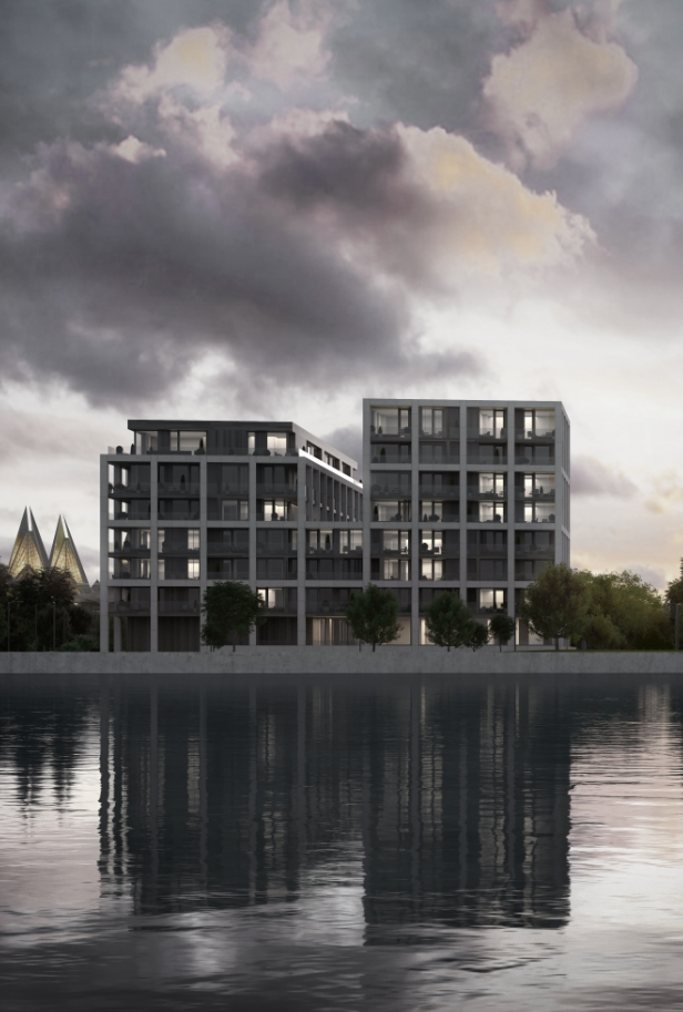 Schelde 21 By Vincent Van Duysen Architects Antwerp Belgium  P