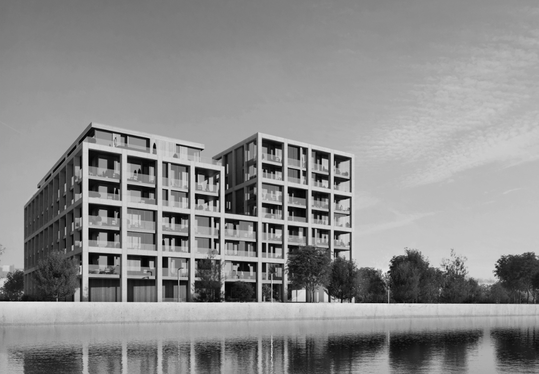 Schelde 21 By Vincent Van Duysen Architects Antwerp Belgium  R