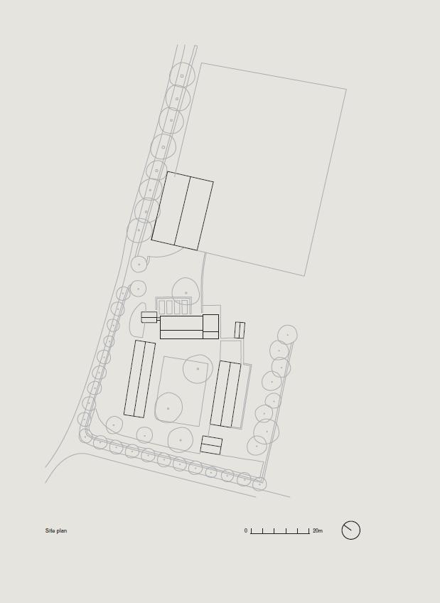 VVDA_2009_BS Residence_site plan