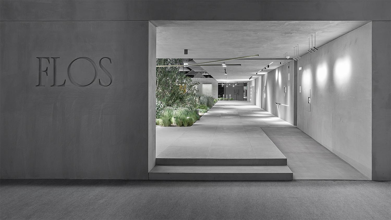 Exhibition Stand Building : Flos exhibition stand vincent van duysen