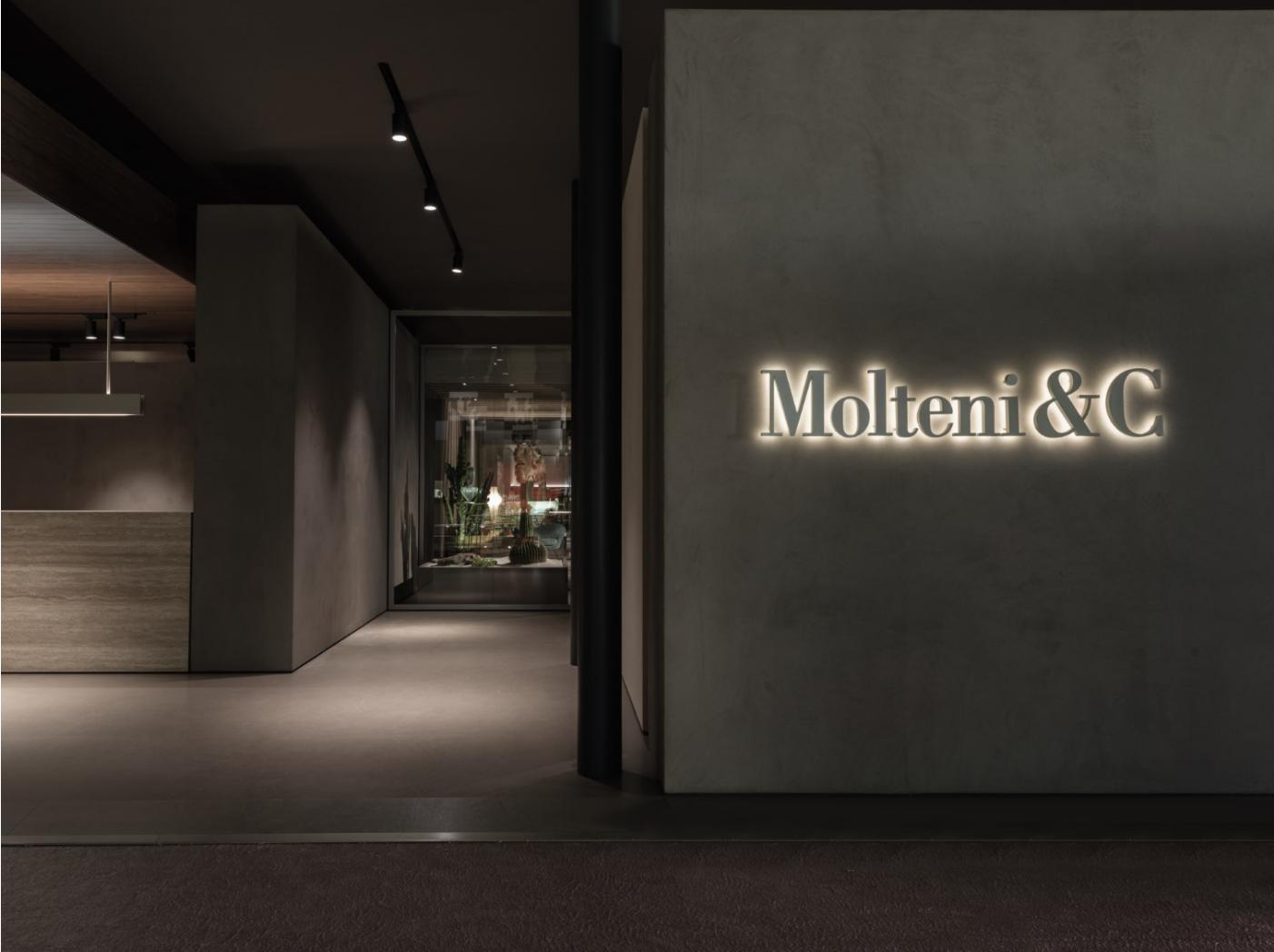 VVDA_2019_Molteni&C Exhibition Stand Il Salone Del Mobile 1