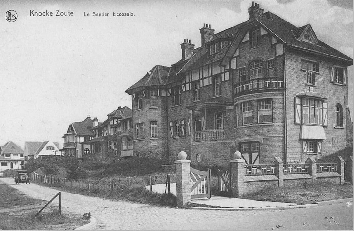 Vvda 2021 D Residence Knokke Belgium