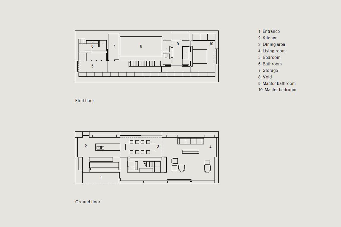 Vvda Dc Ii Residence Plans