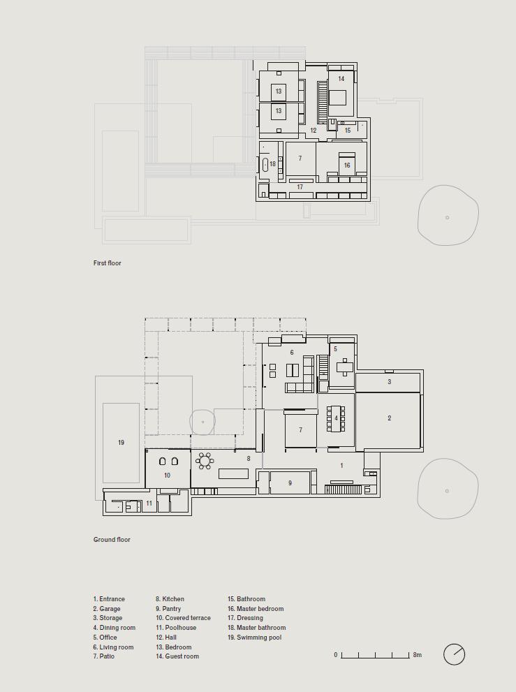 Vvda Dd Residence Plan
