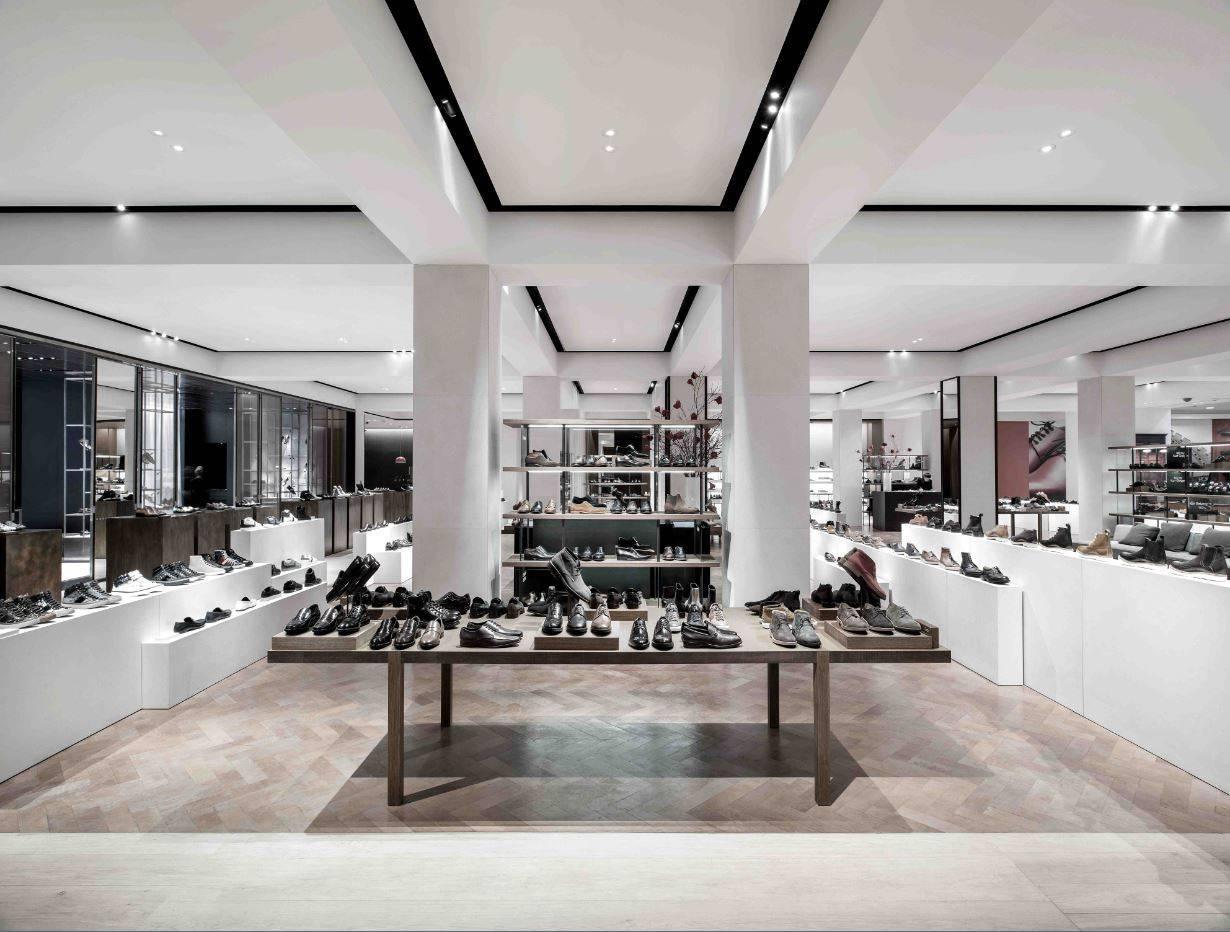 VVDA_Selfridges Men's Shoe Department_Andrew Meredith_2