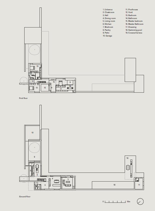 Vvda Vm Residence Plans