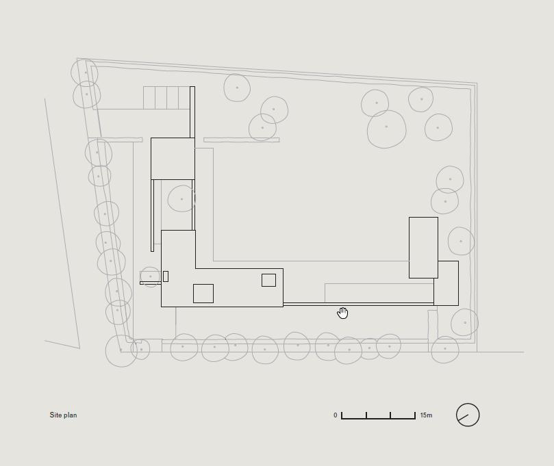 Vvda Vm Residence Site Plan
